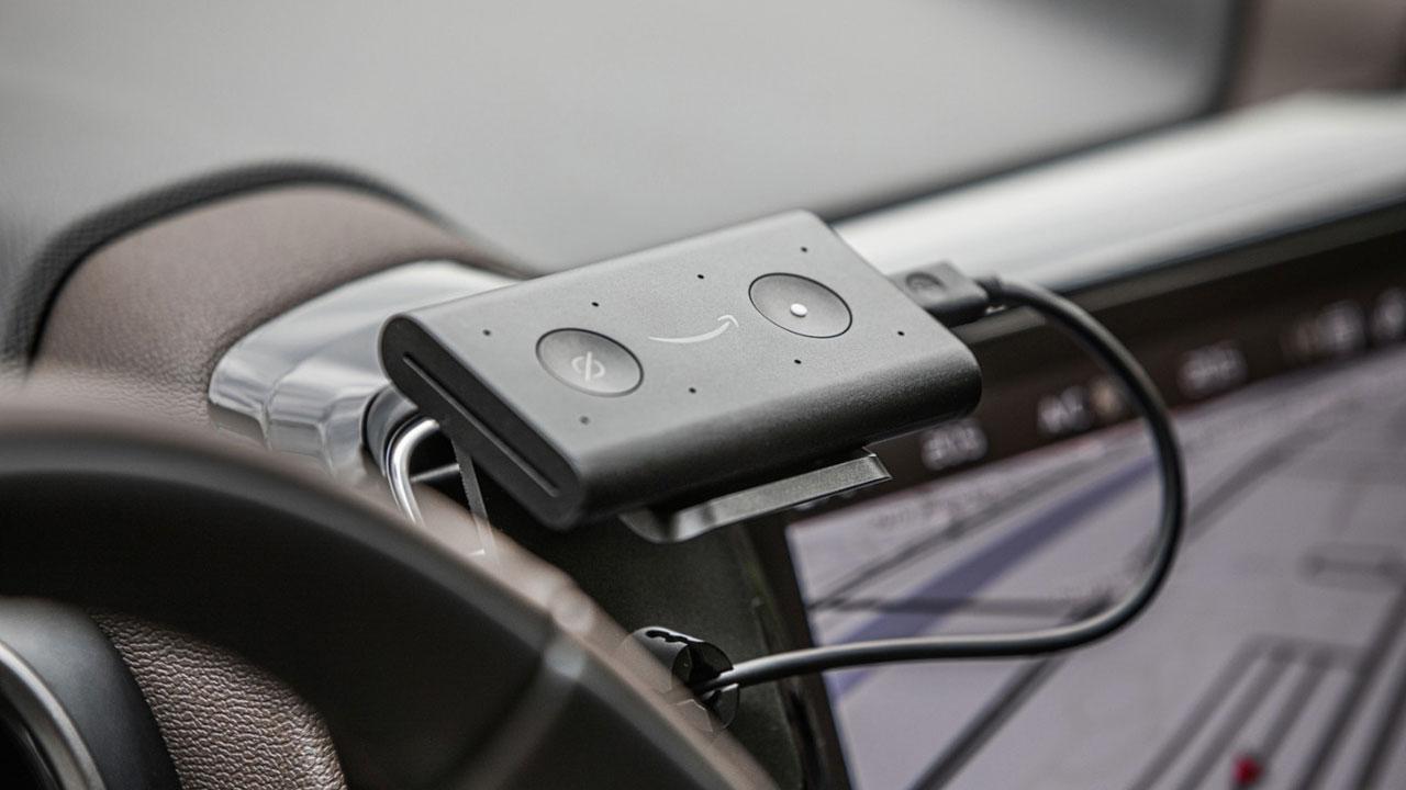 Amazon Echo Auto llega a España, Alexa en tu coche