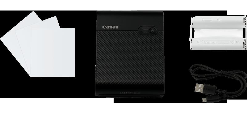 Canon Selphy Square QX10 - Contenido del paquete