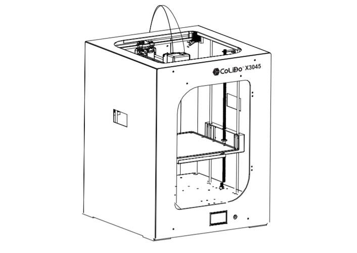 CoLiDo X3045 - Diseño