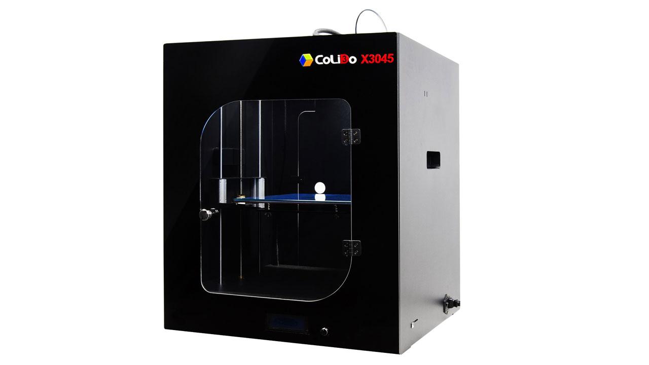 CoLiDo X3045, impresora 3D de calidad industrial al alcance de todos