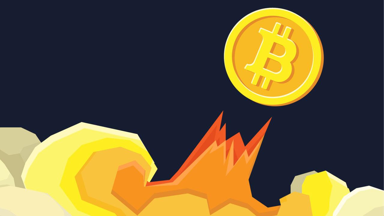 Expertos prevén un alza en el valor del Bitcoin hasta $50 mil dólares en 2021