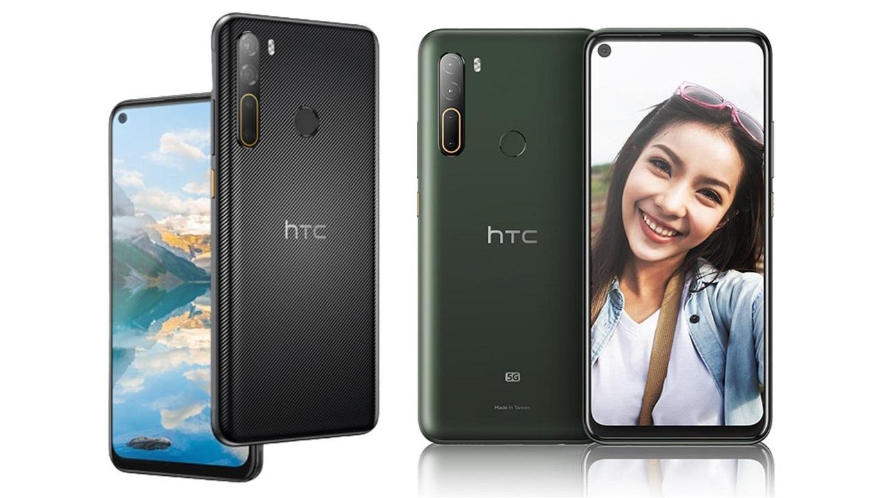 HTC Desire 20 Pro HTC U20 5G