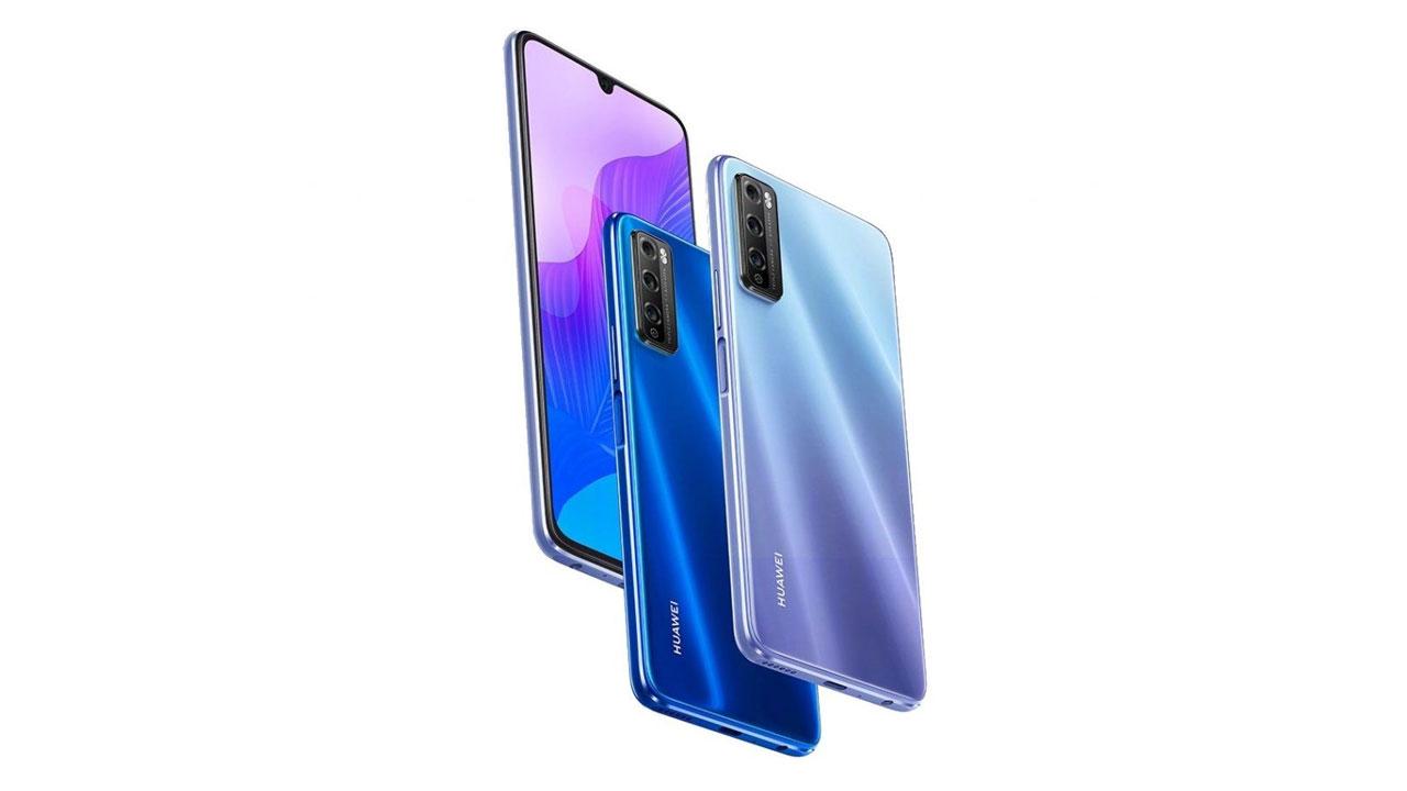 Huawei Enjoy 20 Pro, un gama media con 5G y tasa de refresco de 90Hz