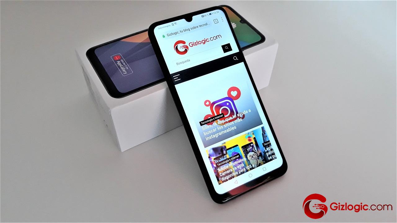 Huawei Y6p, probamos este smartphone de gama básica