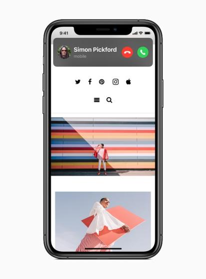 IOS 14 - pantalla de inicio rediseñada