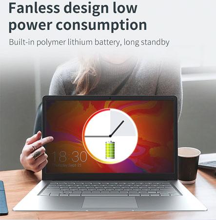 Jumper EZbook S5 - Batería
