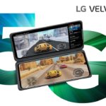 LG Velvet Anuncio
