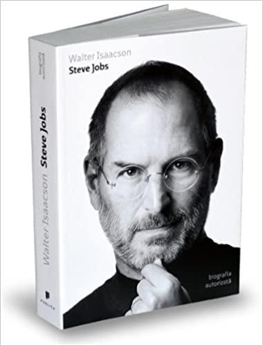 Libros de steve jobs
