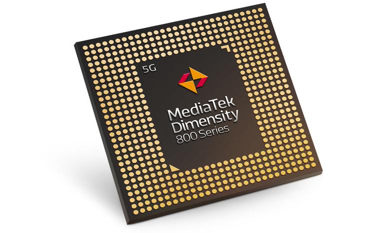 MediaTekDimensity800 a bordo