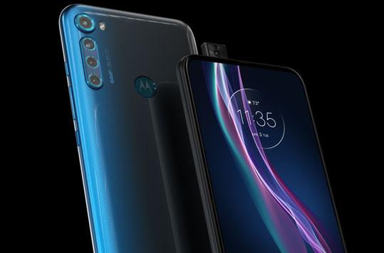 Motorola One Fusion+ Cámaras