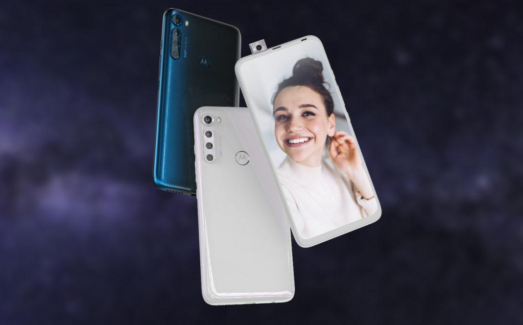 Motorola One Fusion+ - Diseño y pantalla
