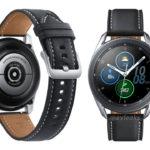 Primer vistazo al look del Samsung Galaxy Watch 3