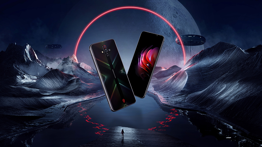 Red Magic 5G Lite - Diseño