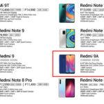 Redmi 9A, se filtran las características de este nuevo gama básica