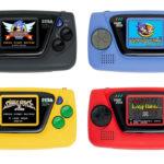 Sega Game Gear Micro, la consola de aniversario de SEGA