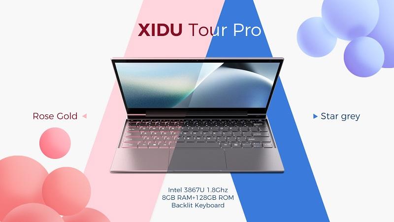 XIDU Tour Pro, oferta