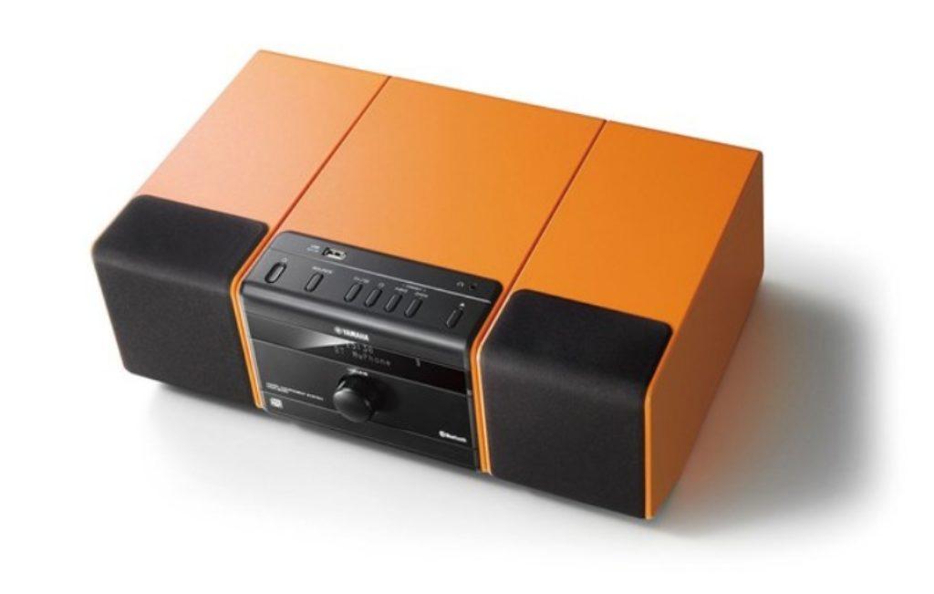 Yamaha MCR-B020 - Color anaranjado
