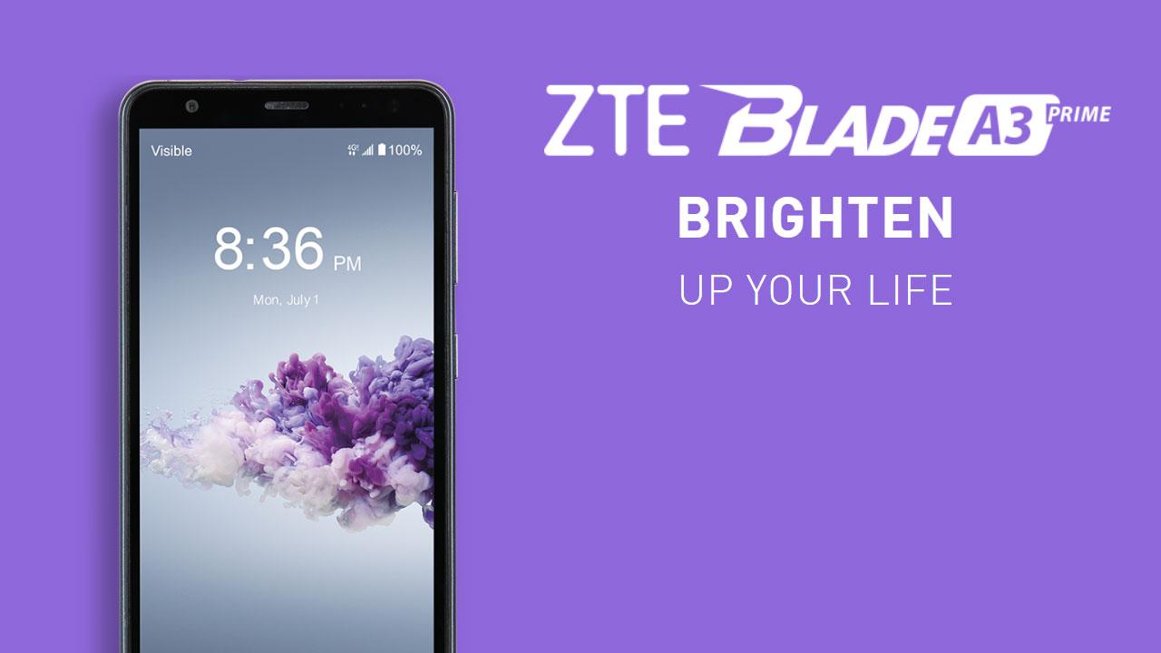 ZTE Blade A3 Prime, ZTE resucita uno de sus móviles más asequibles