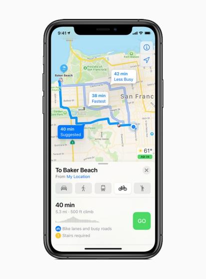 iOS 14 - Nuevas funciones para apps como Messages y Maps