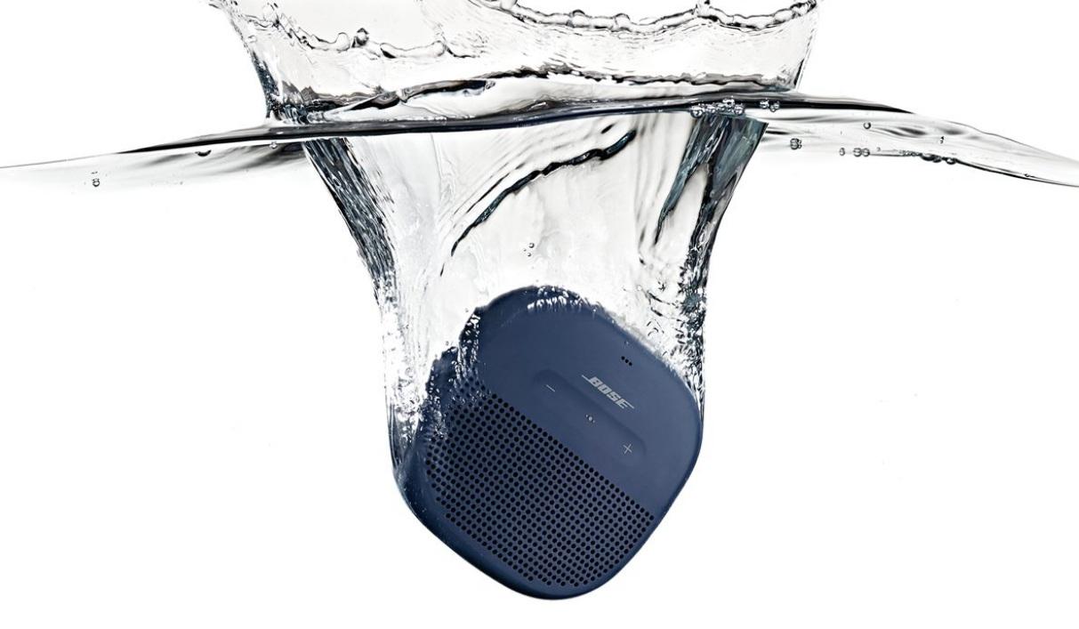 Bose Soundlink Micro - Certificado IPX7