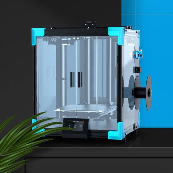 Creality Ender 6 - Diseño