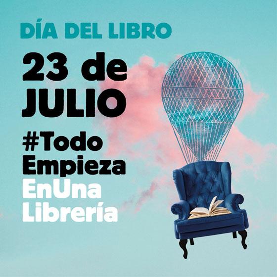 Día del libro - autores y libros firmados