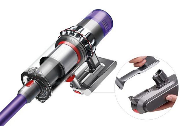 Dyson V11 Torque Drive Extra - Batería y cargador