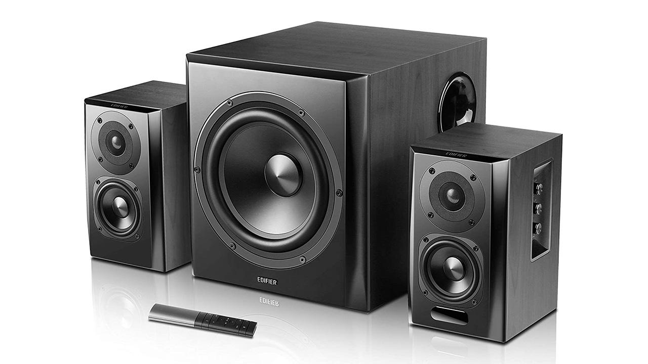 Edifier S351DB sonido
