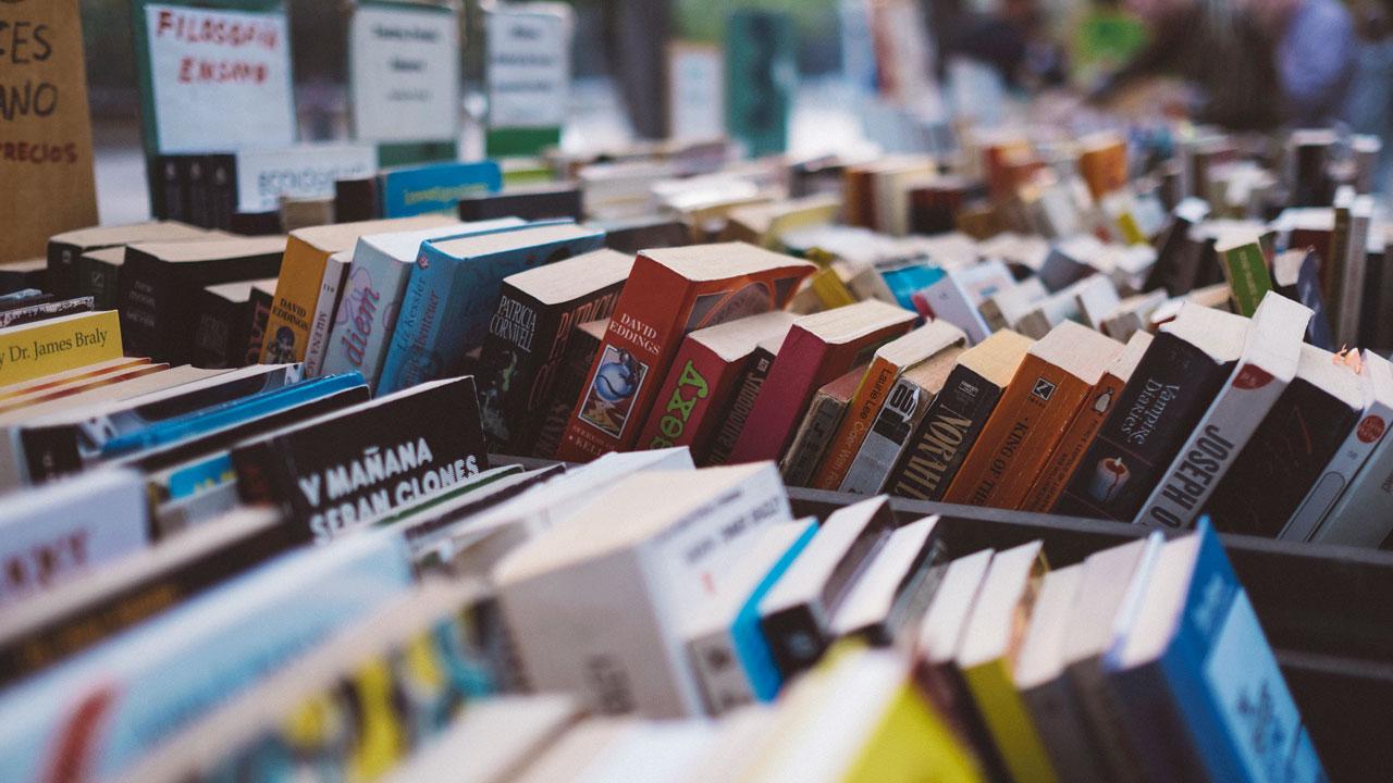 El Día del Libro es celebrado este 23 de julio con la firma de libros digitales