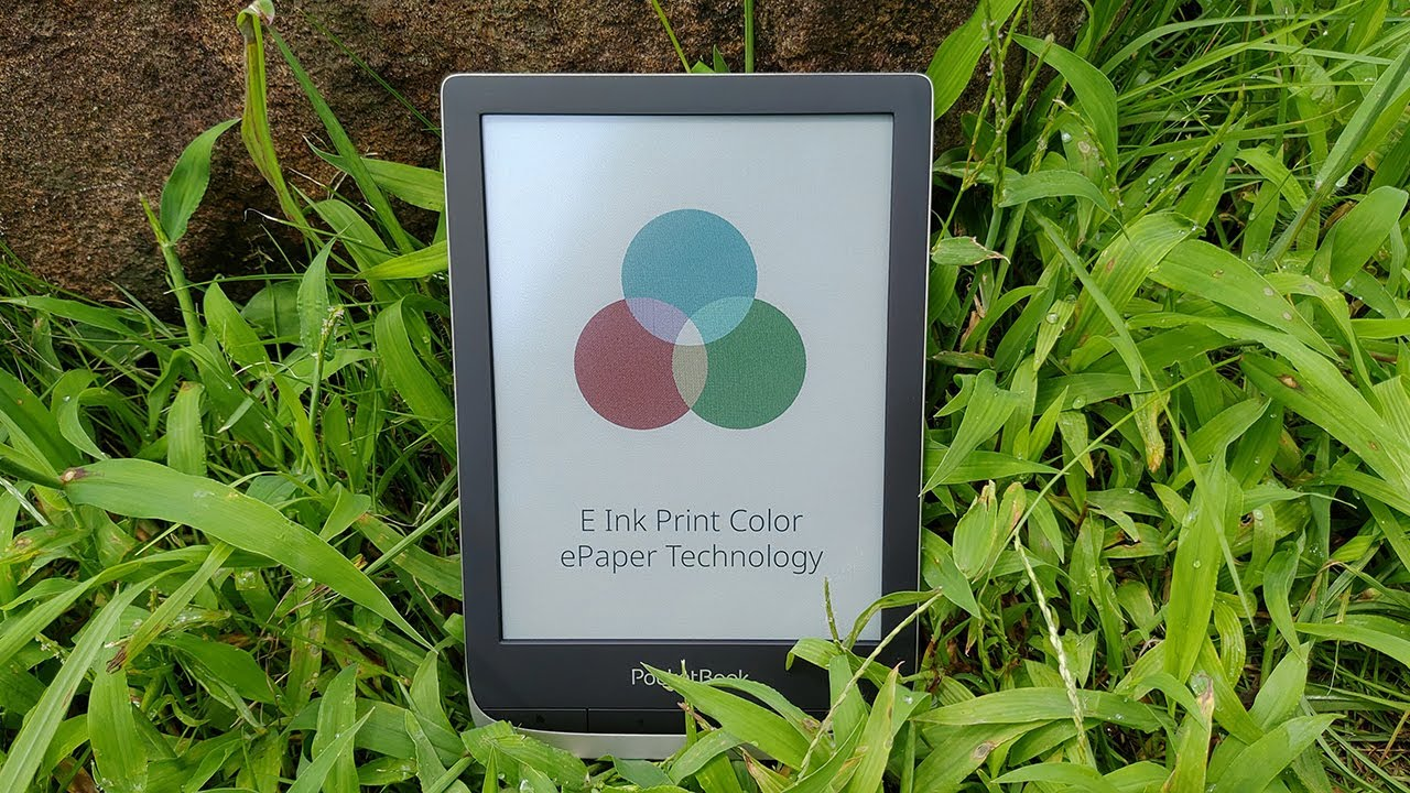 El PocketBook Color y PocketBook Touch Lux 5 ya están a la venta