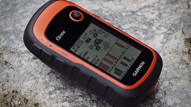 Garmin eTrex 20x - Diseño