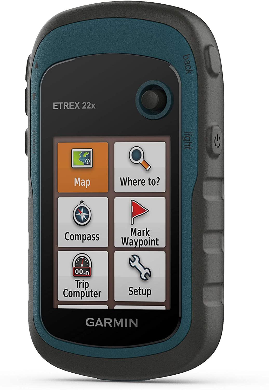 Garmin eTrex 22x - Diseño