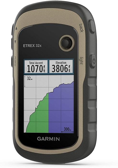 Garmin eTrex 32x, GPS y GLONASS