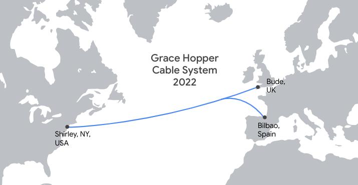 Grace Hopper estará listo para 2022