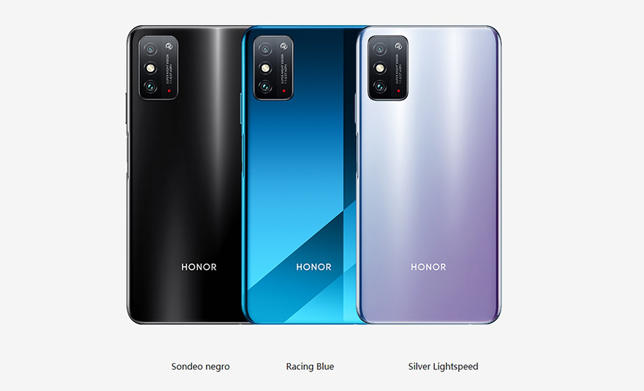 Honor X10 Max - Colores