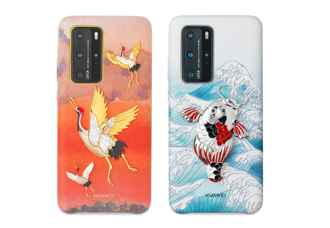 Huawei Artistic Covers