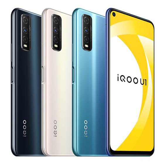 IQOO U1 - Diseño