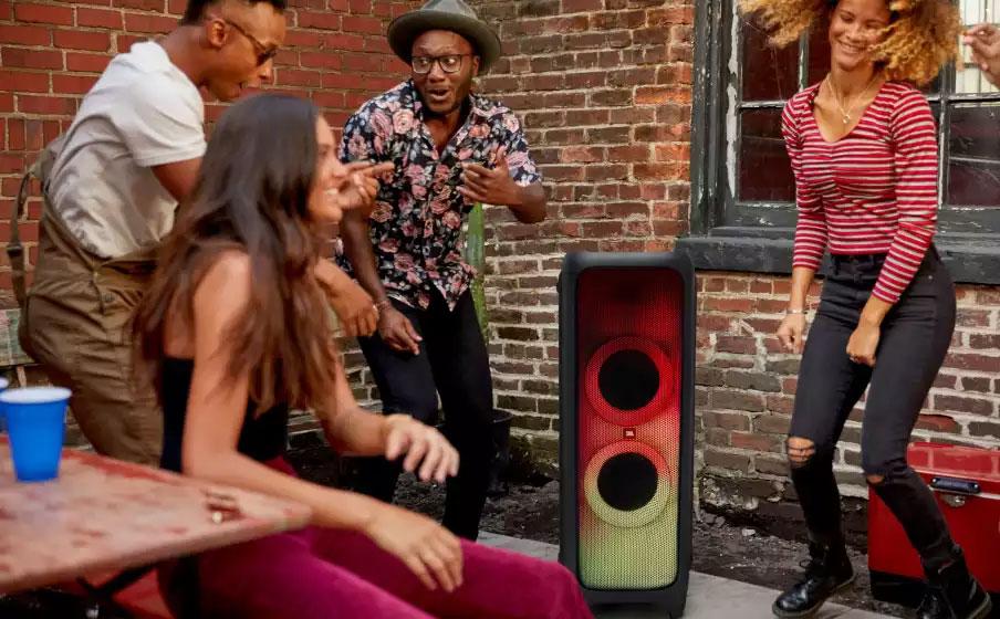 JBL Partybox 1000 - JBL Signature Sound