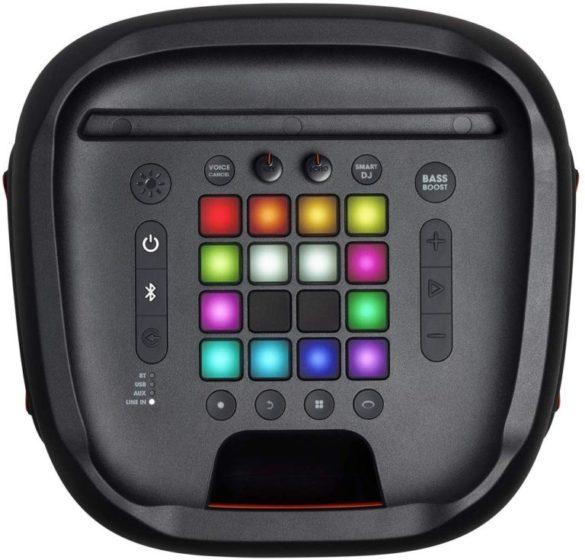 JBL Partybox 1000 - Mesa para DJ