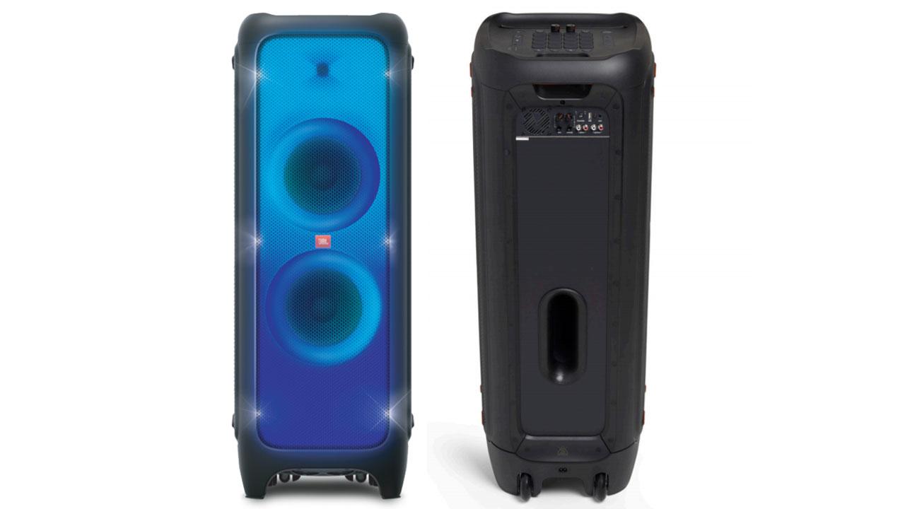 JBL Partybox 1000 - el altavoz Bluetooth fiestero definitivo