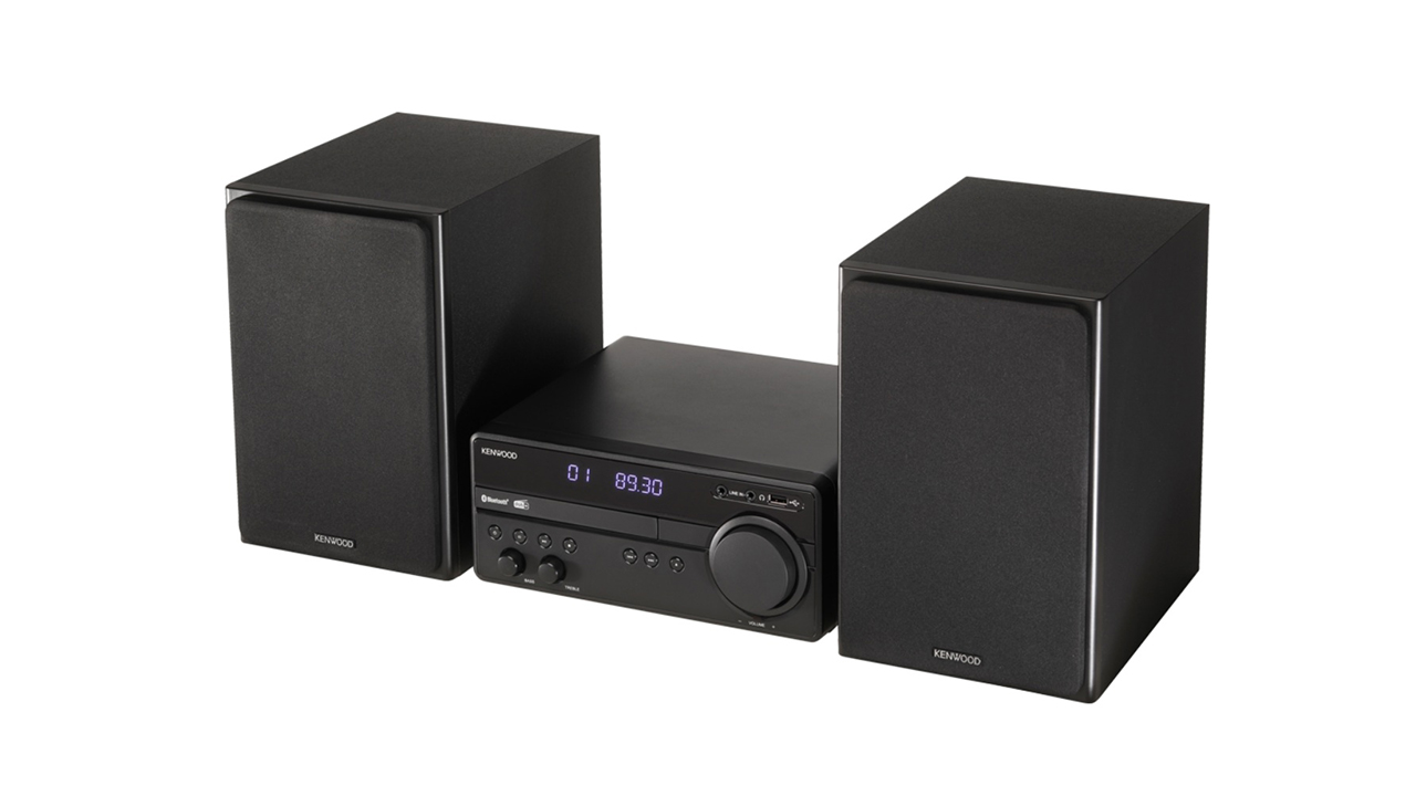Kenwood M-819DAB - Destacada