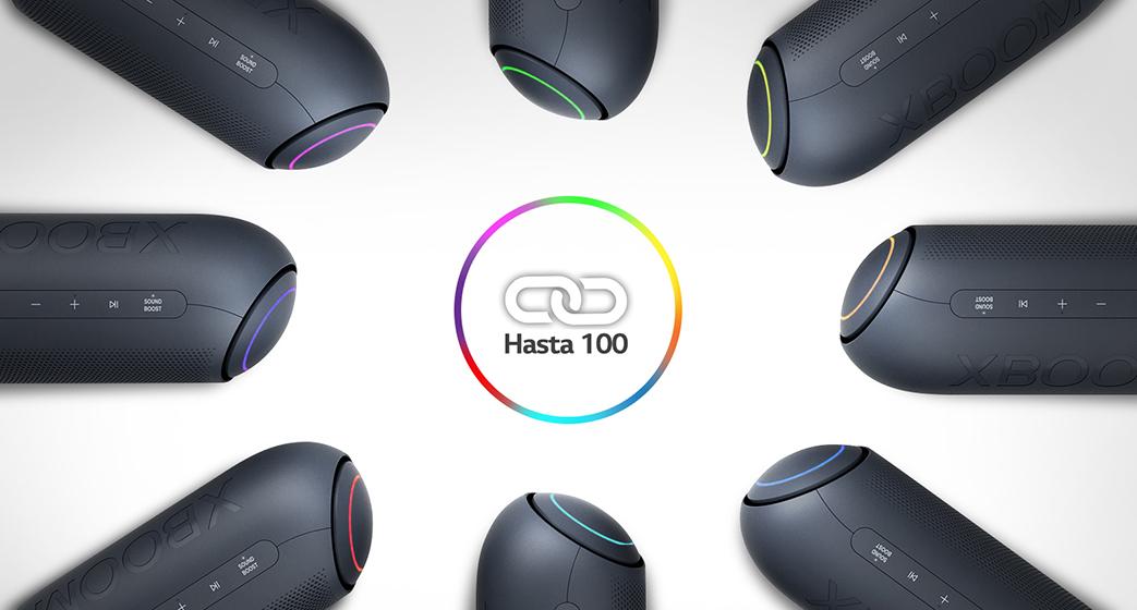 LG XBOOM Go PL7 - Wireless Party Link