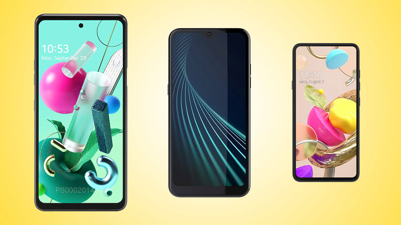 Los LG Q92, LG K42 y LG K22 se filtran por la consola de Google Play