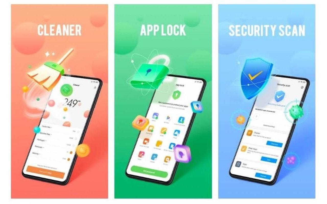 MIUI Xioami Security App