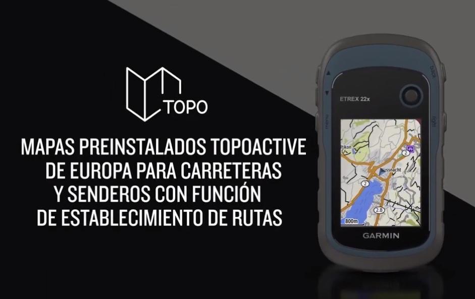 Mapas Topoactive