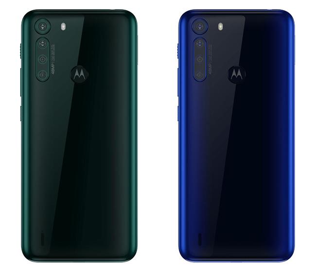 Motorola One Fusion - Diseño