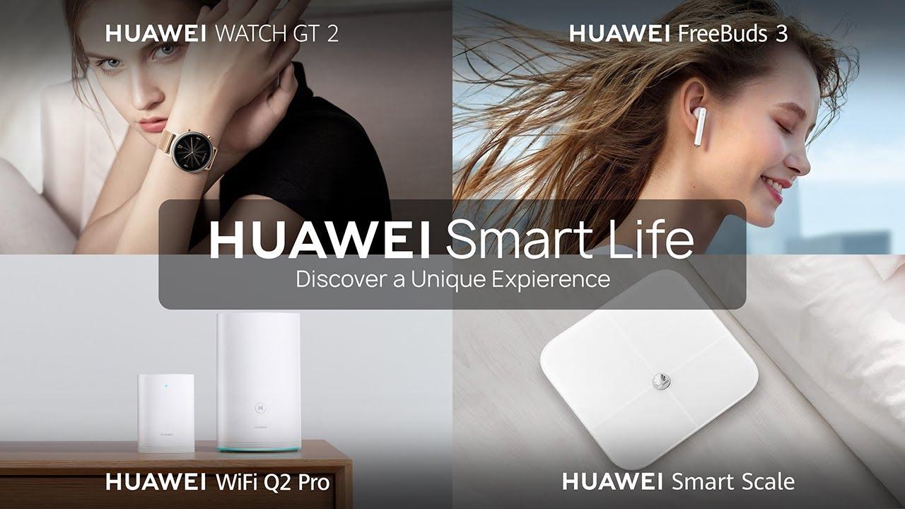 Qué es Huawei Seamless AI Life