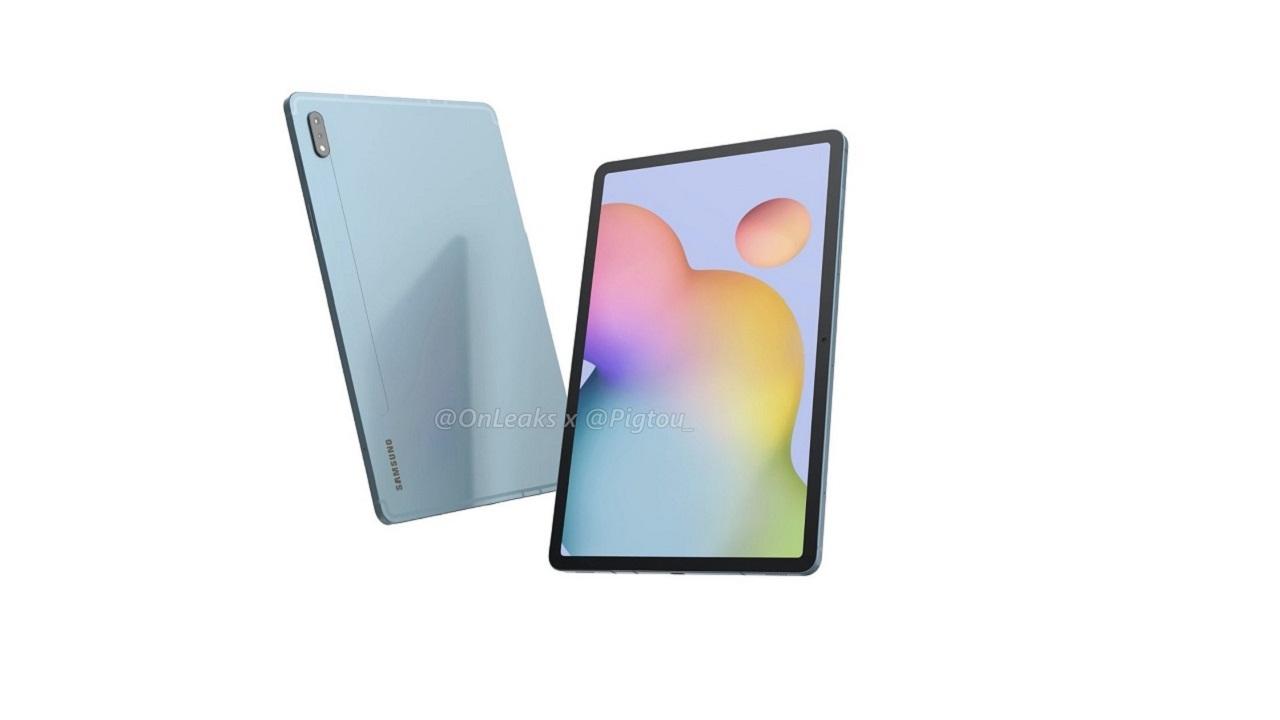 Samsung Galaxy Tab S7+ 1