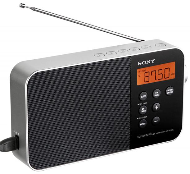 Sony ICF-M780SL - Autonomía