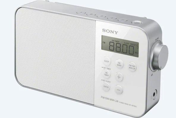 Sony ICF-M780SL - Blanco